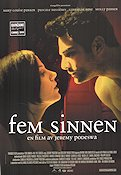 Fem sinnen 1999 poster Mary-Louise Parker Jeremy Podeswa