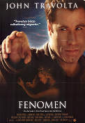 Fenomen 1996 poster John Travolta Jon Turtletaub