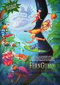Ferngully 1992 poster