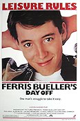 Ferris Bueller's Day Off Poster 68x102cm USA FN original