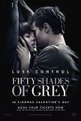 Fifty Shades of Grey 2015 poster Dakota Johnson Sam Taylor-Johnson