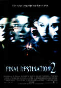 Final Destination 2 2003 poster David Ellis