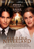Finding Neverland 2004 poster Johnny Depp