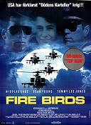 Fire Birds Poster RO 60x80 original