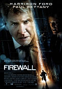 Firewall 2006 poster Harrison Ford