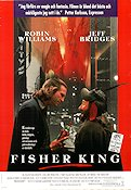 The Fisher King Poster 70x100cm FN original