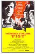 FIST 1978 poster Sylvester Stallone Norman Jewison