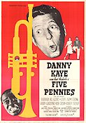 Five Pennies Poster 70x100cm FN original