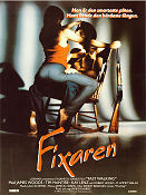 Fixaren 1982 poster James Woods James B Harris