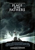 Flags of Our Fathers 2006 poster Clint Eastwood