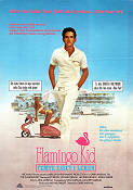 The Flamingo Kid 1984 poster Matt Dillon