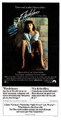 Flashdance 1983 poster Jennifer Beals