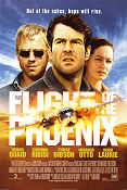 Flight of the Phoenix 2004 poster Dennis Quaid John Moore