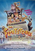 The Flintstones 1994 poster John Goodman