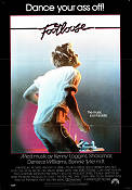 Footloose 1985 poster Kevin Bacon