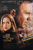 For Love of the Game Poster 68x102cm USA RO original