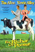 For Richer or Poorer 1997 poster Tim Allen
