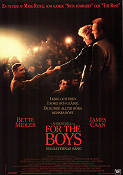 For the Boys 1991 poster Bette Midler Mark Rydell