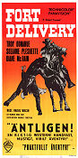Fort Delivery 1964 poster Troy Donahue Raoul Walsh