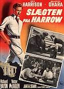 The Foxes of Harrow 1947 poster Rex Harrison
