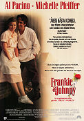Frankie and Johnny Poster 70x100cm RO original