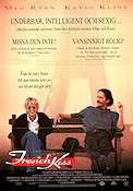 French Kiss 1995 poster Meg Ryan