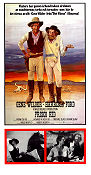 Frisco Kid 1979 poster Gene Wilder Robert Aldrich