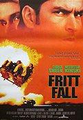 Fritt fall Poster 70x100cm FN folded original