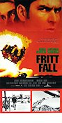 Fritt fall 1994 poster Charlie Sheen