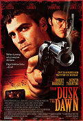 From Dusk Till Dawn 1996 poster George Clooney