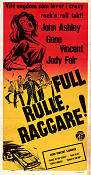 Full rulle raggare 1958 poster John Ashley