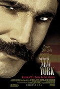 Gangs of New York 2002 poster Daniel Day-Lewis Martin Scorsese