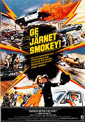 Ge järnet Smokey 1981 poster Jimmy McNicol Charles B Griffith