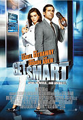Get Smart 2008 poster Steve Carell Peter Segal