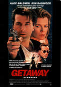 The Getaway Poster 70x100cm RO original