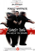 Ghost Dog 1999 poster Forest Whitaker Jim Jarmusch