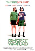 Ghost World 2002 poster Scarlett Johansson