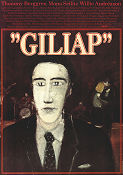 Giliap 1975 poster Thommy Berggren Roy Andersson