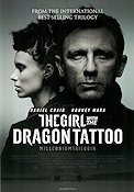 The Girl with The Dragon Tattoo Poster 70x100cm RO original