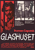 Glashuset 1972 poster Vic Morrow Tom Gries