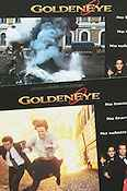 Goldeneye Lobbykort USA 11x14 NM original