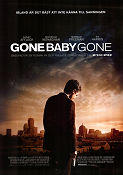Gone Baby Gone 2007 poster Morgan Freeman Ben Affleck