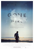 Gone Girl 2014 poster Ben Affleck David Fincher