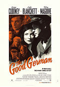 The Good German Poster 70x100cm RO original