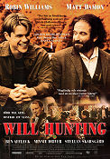 Good Will Hunting 1997 poster Robin Williams