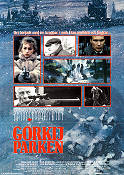 Gorkijparken 1983 poster William Hurt Michael Apted