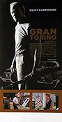 Gran Torino 2009 poster Clint Eastwood