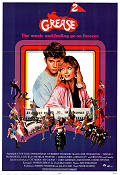 Grease 2 1982 poster Michelle Pfeiffer Patricia Birch