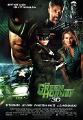 The Green Hornet 2011 poster Seth Rogen Michel Gondry