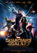 Guardians of the Galaxy 2014 poster Chris Pratt
